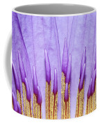 Purple Spires Coffee Mug