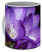 Purple Springtime Coffee Mug