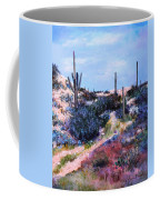 Purple Time Of Day Coffee Mug