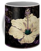 Purple Trim Coffee Mug