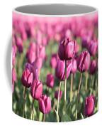 Purple Tulip Standouts Coffee Mug