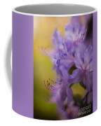 Purple Whispers Coffee Mug by Mike Reid