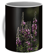 Purple Wild Flowers - 2 Coffee Mug