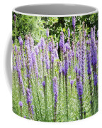 Purple Wild Flowers 2 Coffee Mug