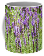 Purple Wild Flowers3 Coffee Mug