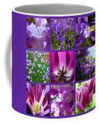 Purple Window Coffee Mug