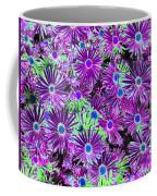 Purplish Posies 02 - Photopower 2934 Coffee Mug