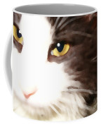 Purr Coffee Mug