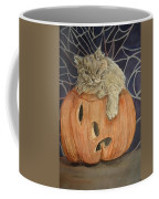 Purrfect Halloween Coffee Mug