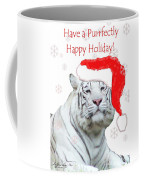 Purrfect Holiday Coffee Mug