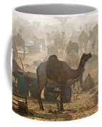Pushkar Camel Fair - India Coffee Mug