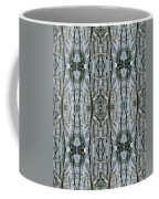 Pussy Willow Design Coffee Mug