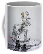 Putin's Surprising Crimea Visit Coffee Mug