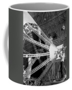 Putting The Nose On The Akron Coffee Mug