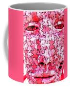 Puzzled Man Coffee Mug