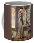 Pygmalion And The Image - The Heart Desires Coffee Mug