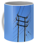 Pylon 21 Coffee Mug