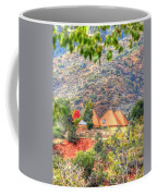 Pyramid Houses In Fall Coffee Mug