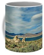 Pyramid Lake Coffee Mug