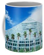 Pyramid, Moody Gardens, Galveston Coffee Mug