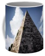 Pyramid Of Rome Coffee Mug