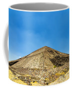 Pyramid Of The Sun Coffee Mug