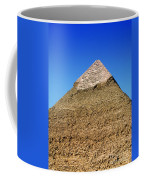 Pyramids Of Giza 15 Coffee Mug by Antony McAulay