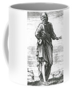 Pyrrho, Ancient Greek Philosopher Coffee Mug