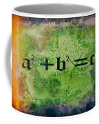 Pythagorean Theorem Coffee Mug