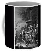 Quack Doctor, 19th Century Coffee Mug
