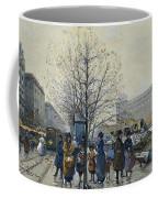 Quai Malaquais Paris Coffee Mug