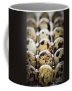 Quail Eggs Coffee Mug by Elena Elisseeva