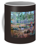 Quail Hunting...a Southern Tradition. Coffee Mug