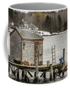 Quaint Fishing Shack New Hampshire Coffee Mug