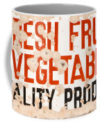 Quality Produce Coffee Mug