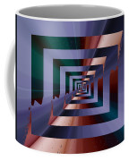 Quantum Conundrum Coffee Mug by Tim Allen