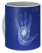 Quantum Hand Through My Eyes Coffee Mug