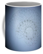 Quantum Nautilus Spotlight Coffee Mug by Jason Padgett