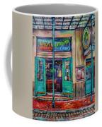 Quarter Of A View  Coffee Mug