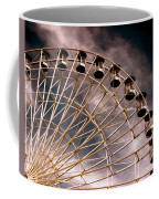 Quarter Wheel Coffee Mug