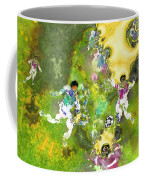 Quarterback Dance Coffee Mug