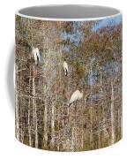 Quartet In The Trees Coffee Mug