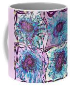 Quatro Floral - 11ac04 Coffee Mug