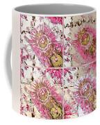 Quatro Floral - 22a Coffee Mug