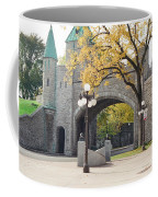 Bridge - Quebec Canada Coffee Mug