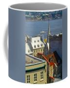 Quebec Lower Town Coffee Mug