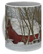 Quebec Winter Coffee Mug