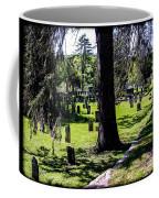 Quechee Vermont Cemetary Coffee Mug