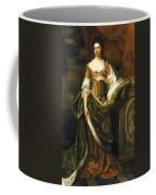 Queen Anne Of England (1665-1714) Coffee Mug