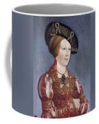 Queen Anne Of Hungary And Bohemia Coffee Mug